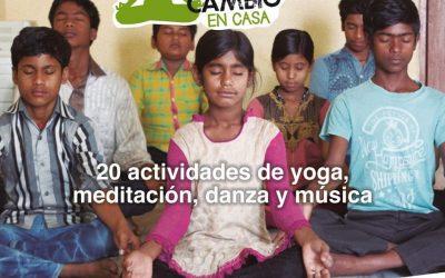 Yoga para el cambio en casa