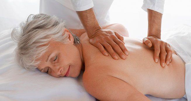 curso de quiromasaje primer nivel formación en masaje